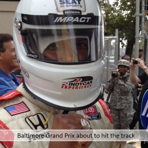 Baltimore Grand Prix about to hit the track