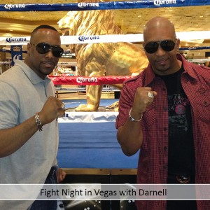 Fight Night in Vegas with Darnell