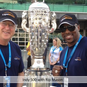 Indy 500 with Rip Mason