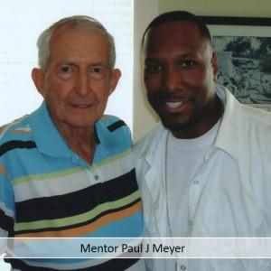 Mentor Paul J Meyer