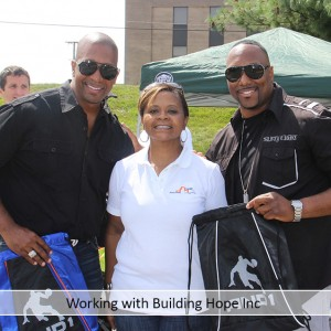 Working with Building Hope Inc